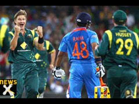 Tri-series ODI: Australia beat India by 87 runs at SCG - NewsX