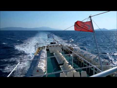 Στιγμές ταξιδιού του M/V Nissos Kos (MOMENTS OF TRIP M/V NISSOS KOS)