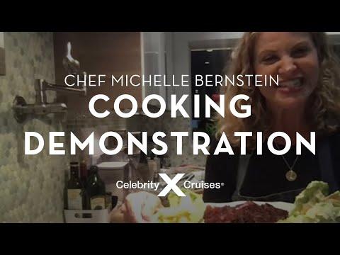Valentine's Day Cooking Demonstration with Chef Michelle Bernstein