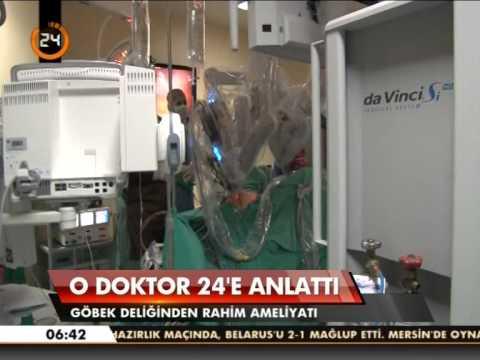 KANAL 24  HABER - Amerika'da Canlı Yayınlanan Ameliyat