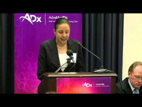 AdvaMedDx: Antibiotic Resistance Briefing - Regina Davis Moss, PhD, MPH, MCHES