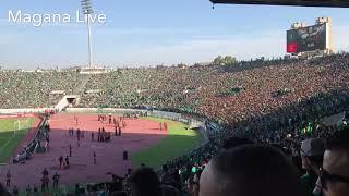 Raja Casablanca Vs Cara Brazzaville 1-0 Hadro Bklamna هضرو بكلامنا