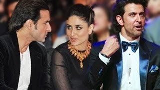 Kareena Kapoor & Hrithik Roshan's SEXUAL TENSION EXPOSED at IIFA Awards 2014
