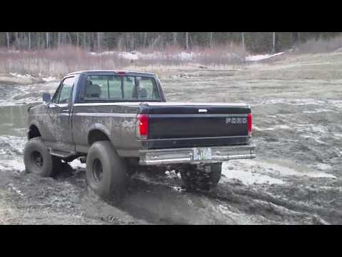 Ford Mud Bogging