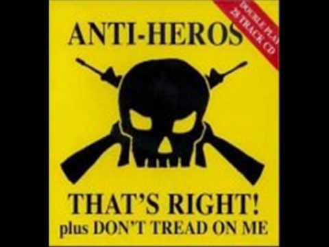 Anti-Heros - Dead Inside
