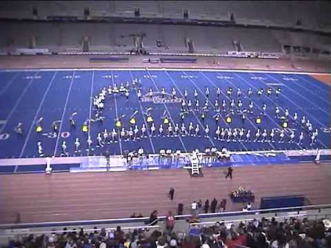 Centennial High School, Boise, ID - 2005 District III Marching Band Festival