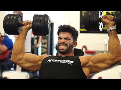 Sergi Constance progress chest workout New...!!