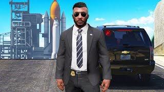 LIFE OF THE SECRET SERVICE IN GTA
