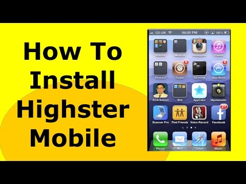 How To Install Highster Mobile
