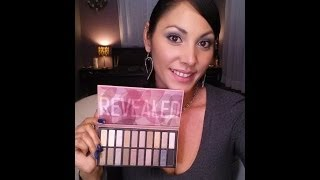 Paleta Revealed de Coastal Scents