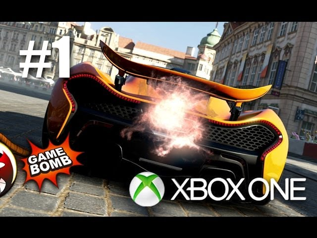 ГРАФОН - Forza Motorsport 5 #1 XBOX ONE на русском (1080p)