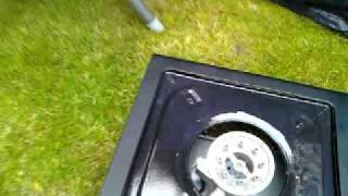 pursuit portable butane gas stove demo.