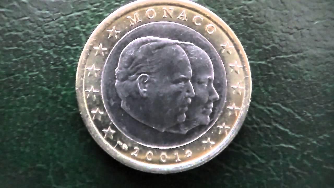 Monete da 2 Euro Valore Monete da 1° e 2 Euro Del