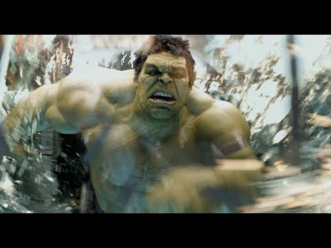 Marvel's Avengers 2012 (Trailer)