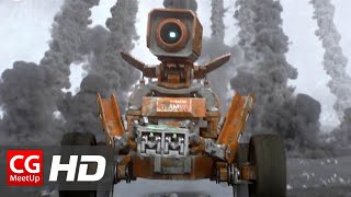 cgi 3d animated short film hd planet unknown short film by shawn wang