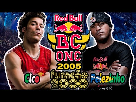 Pelezinho Vs. Cico - Red Bull Bc One 2005 - V. Furacão 2000 video