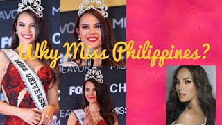 WHY DID PHILIPPINES WIN MISS UNIVERSE 2018?|| REVIEW AND ANALYSIS