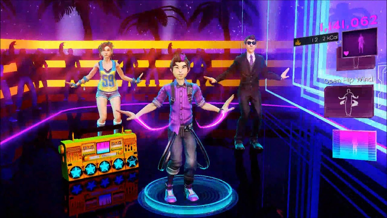 Dance Central 3- Move Ya Body - (Hard/Gold/100%) (DC1 ...