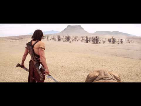 John Carter: Battle