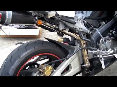 DIY: How to install an exhaust on a Honda CBR 600RR