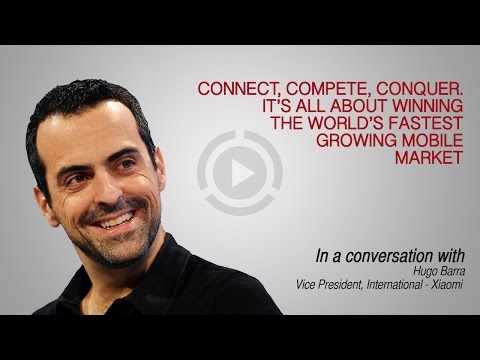 Hugo Barra, VP International - Xiaomi, On India Smartphone Market And Challenges