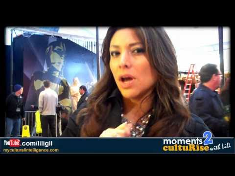 Backstage at the Oscars. Latinos in Hollywood | Hispanic Marketing with Liliana Gil