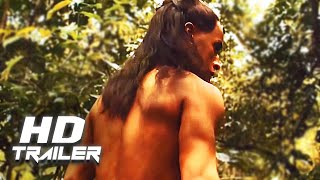 Jungle Book (2018 Movie) Teaser Trailer - Christian Bale, Benedict Cumberbatch (FanMade)