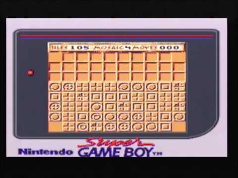Let's Play Tesserae Game Boy