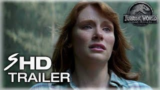 Jurassic World 2: Fallen Kingdom (2018) First Look Trailer - Chris Pratt, Bryce Dallas Howard