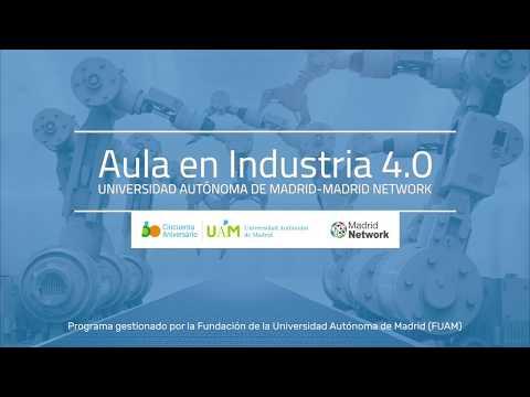 Aula UAM Madrid Network En Industria 4 0