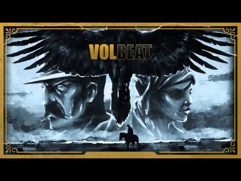 VOLBEAT - Cape Of Our Hero (New Song 2013) Outlaw Gentlemen &amp; Shady Ladies (lyrics in description)