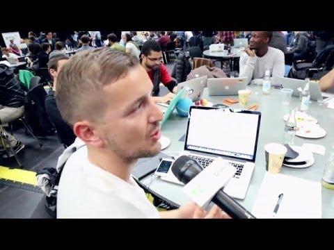 TechCrunch Disrupt Europe 2013 Hackathon Highlights