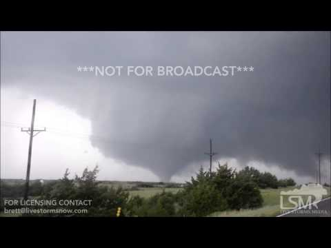 5-18-17 Major County, OK - Tornado