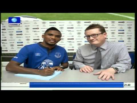 NFF Crisis Deepens As Eto'o Moves To Everton
