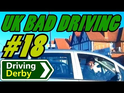 UK Bad Driving (Derby) #18