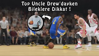 Türkçe NBA 2K15 MyGM #10 | Top Uncle Drew