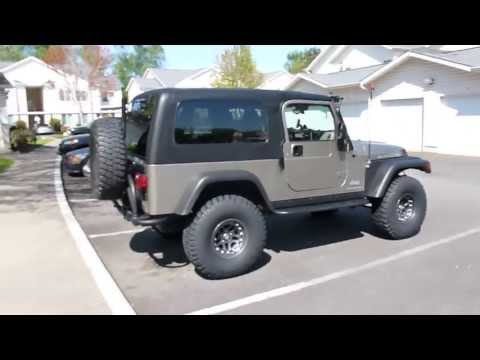 FOR SALE: 2006 Jeep Wrangler Rubicon Unlimited LJ