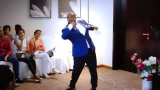 Pastor Dawit Molalig (holly spirite) part 1
