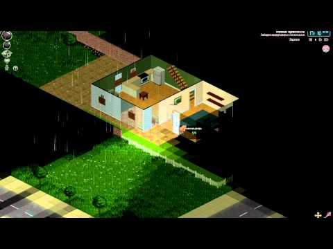 Project Zomboid-Туториал №1(Крафт,защита дома и суп)
