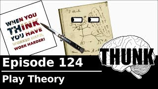 THUNK - 124. Play Theory