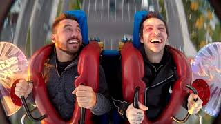 Drew and Bradley 2nd Ride