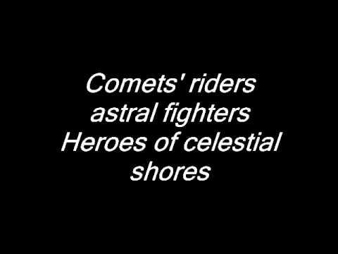 Luca Turilli - War of the Universe with Lyrics