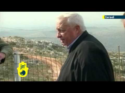 Ariel Sharon near death: former Israeli premier Ariel Sharon clinging to life with family at bedside