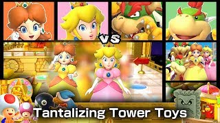 Super Mario Party Tantalizing Tower Toys 20 Turns #8