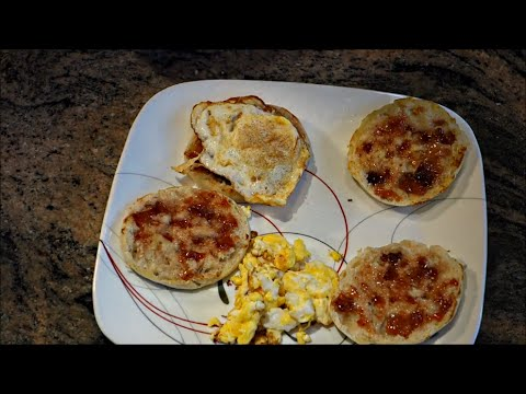English Muffins Breakfast for Kids | Quick and Easy Breakfast Kids will Love