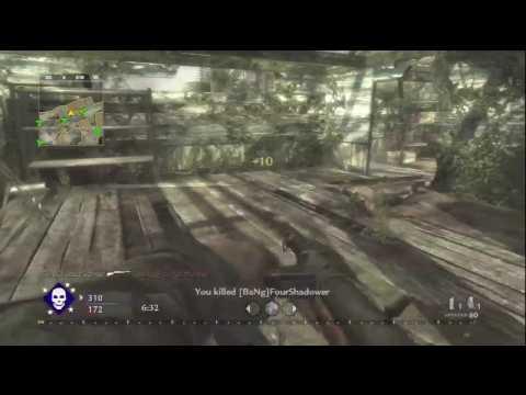 Call of Duty 5 World at War - Team Deathmatch XIII