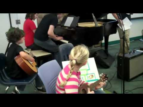 Terry Riley's In C-Contemporaneous at Poughkeepsie Day School (Part 2)