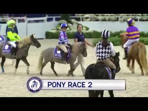 WIHS Shetland Pony Steeplechase, Race 2, Saturday, Oct. 25, 2014