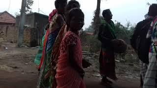 Sarhai santhali dance