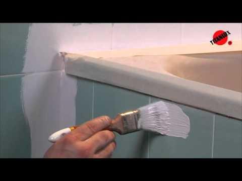 Como pintar os azulejos da casa de banho youtube - Como pintar piso ...